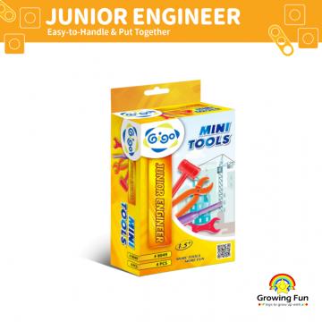 Gigo Junior Engineer Tool Set (4 Pieces)