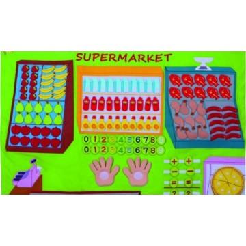 King Dam Wall Chart - Giant Supermarket Chart