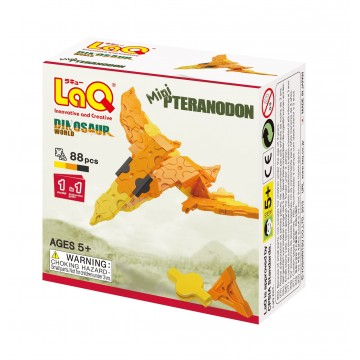 LaQ Dinosaur World Mini Pteranodon