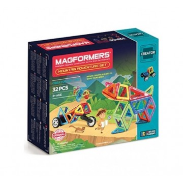 Magformers - Mountain Adventure Set (32pcs)