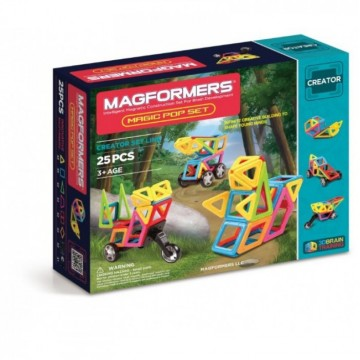 Magformers - Magic Pop Set (25pcs)