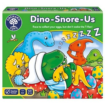 Orchard Toys - Dino-Snore-Us Game | Age 4+