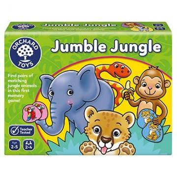 Orchard Toys - Jumble Jungle Game | Age 2 - 5