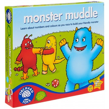 Orchard Toys Game - Monster Muddle