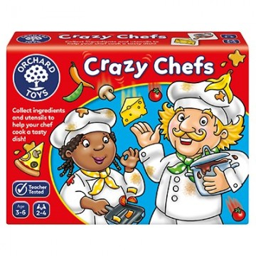 Orchard Toys Game - Crazy Chefs