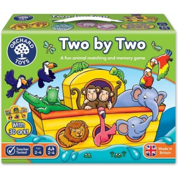 Orchard Toys Game - Two By Two