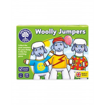 Orchard Toys Board Game - Wolly Jumpers
