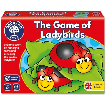 Orchard Toys Game - The Game of Ladybirds