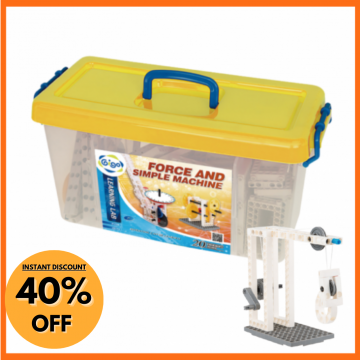 Gigo Learning Lab Force and Simple Machine