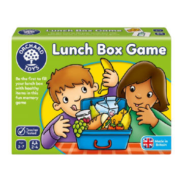 Orchard Toys Game - Lunch Box Game