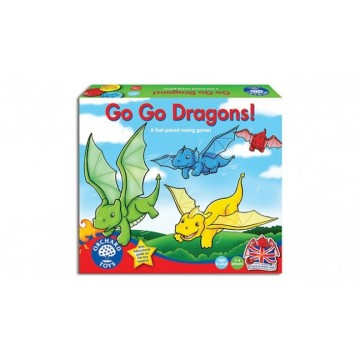 Orchard Toys Game Go Go Dragons!