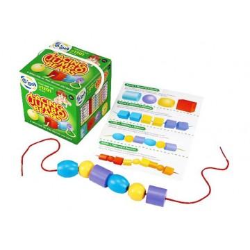 Gigo - Lacing Jumbo Beads