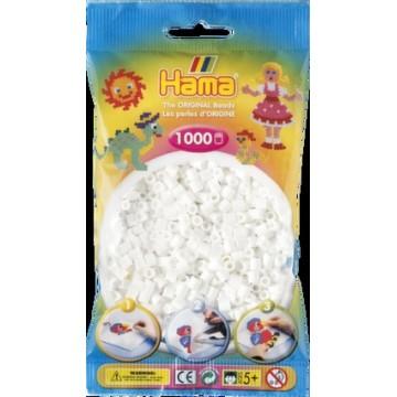 HAMA - Midi - 1,000 beads (white)