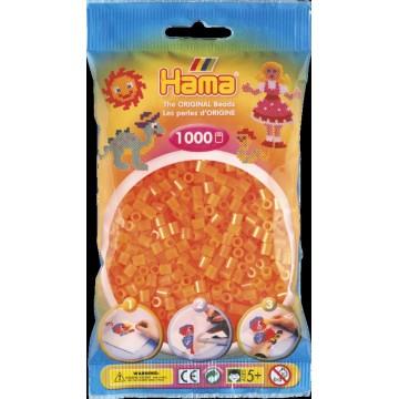 HAMA - Midi - 1,000 bead bag (neon orange)
