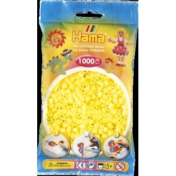 HAMA - Midi - 1,000 bead bag (pastel yellow)