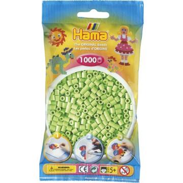 HAMA - Midi - 1,000 bead bag (pastel green)