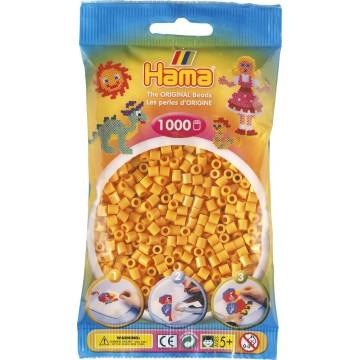 HAMA - Midi - 1,000 bead bag (teddybear brown)