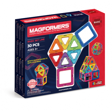 Magformers - Basic Set Line (30 pcs)