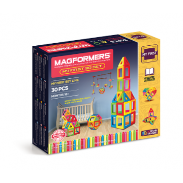 Magformers - My First Magformers (30pcs)