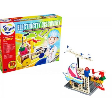 Experiments - Electricity Discovery