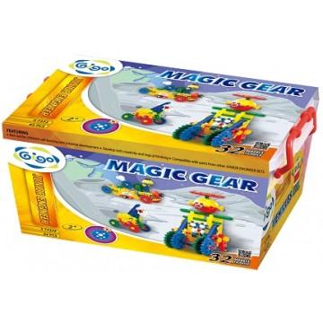 Junior Engineer - Magic Gears (62 pcs)
