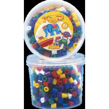 HAMA - maxi - 600 bead tub (mixed 00)