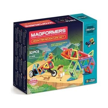 Magformers - Mountain Adventure Set (32pcs)