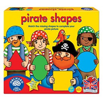 Orchard Toys Game - Pirate Shapes