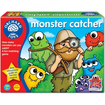Orchard Toys Game - Monster Catcher