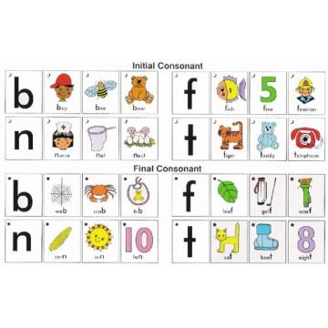 Snap - Consonants