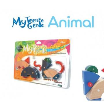 Genii My Teenie Genie - Animal (20 Pieces)