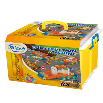 Junior Engineer - Construction Machine (160 pieces)