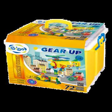 Gigo Junior Engineer - Gear Up (110 pieces)