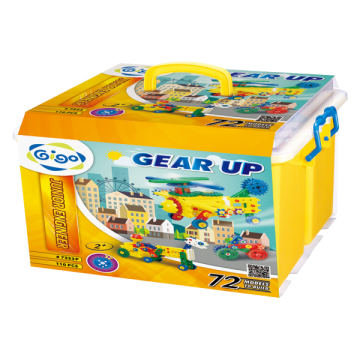 Junior Engineer - Gear Up (110 pieces)