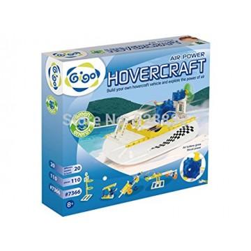 Green Energy - Air Power Hovercraft