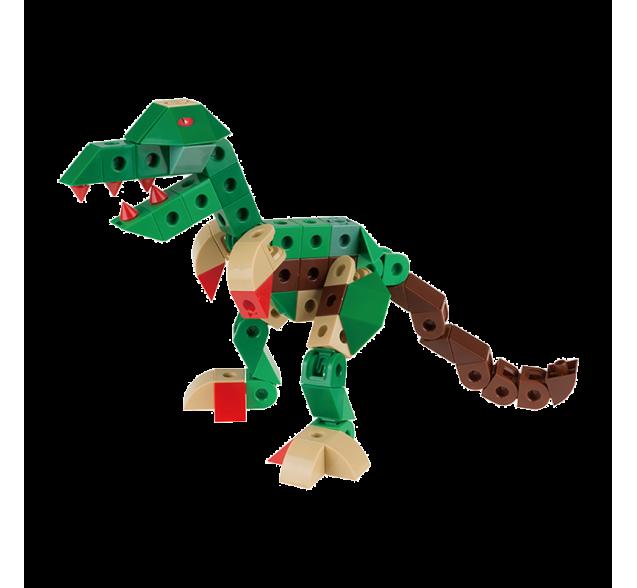 Gigo - Story Line Dino Park (120 Pieces)