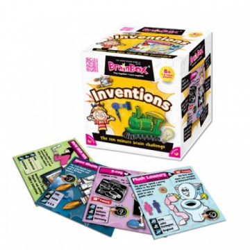 BrainBox - Inventions