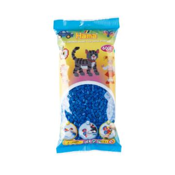 HAMA - 6,000 Midi Beads (Light Blue)