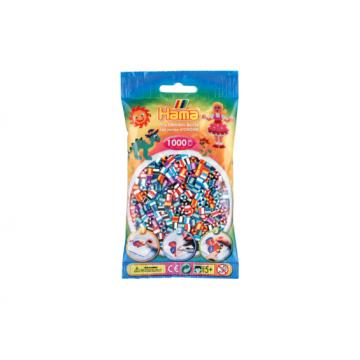 HAMA - (No.90) 1,000 beads Mix-strip