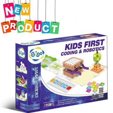 Gigo - Kids First Coding & Robotics