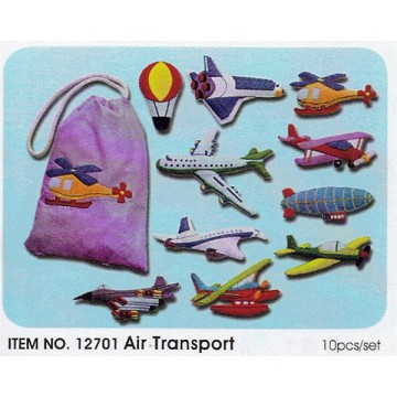 Felt Bags - Air Transport