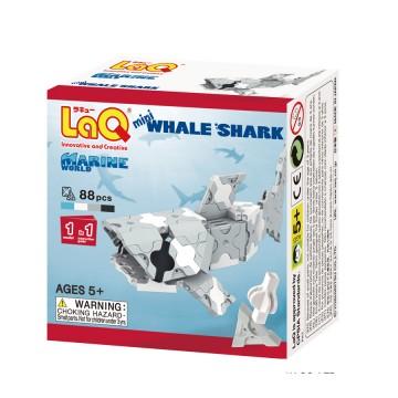 LaQ Marine World Mini Whale Shark (88 Pieces)