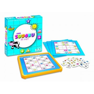 My First Sudoku