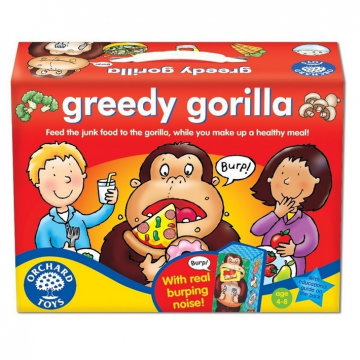 Orchard Toys Game - Greedy Gorilla