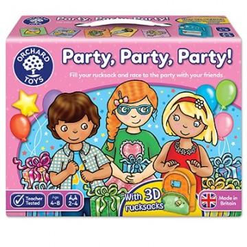 Orchard Toys Game - Party, Party, Party!