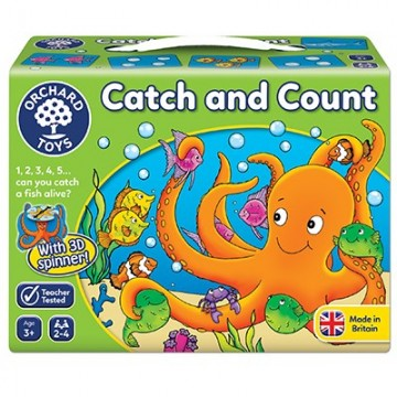 Orchard Toys Game - Catch and Count