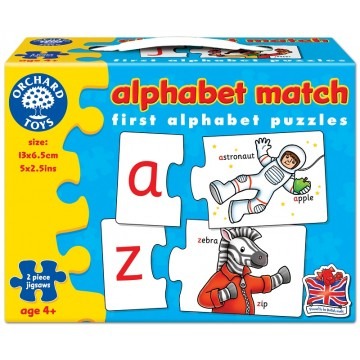 Orchard Toys Activity Puzzle - Alphabet Match