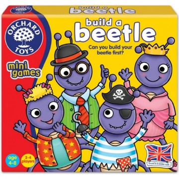 Orchard Toys Mini Games - Build Beetle