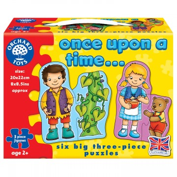 Orchard Toys First Puzzle - Once Upon A Time