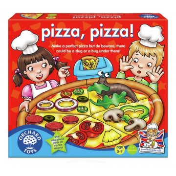 Orchard Toys Game - Pizza Pizza